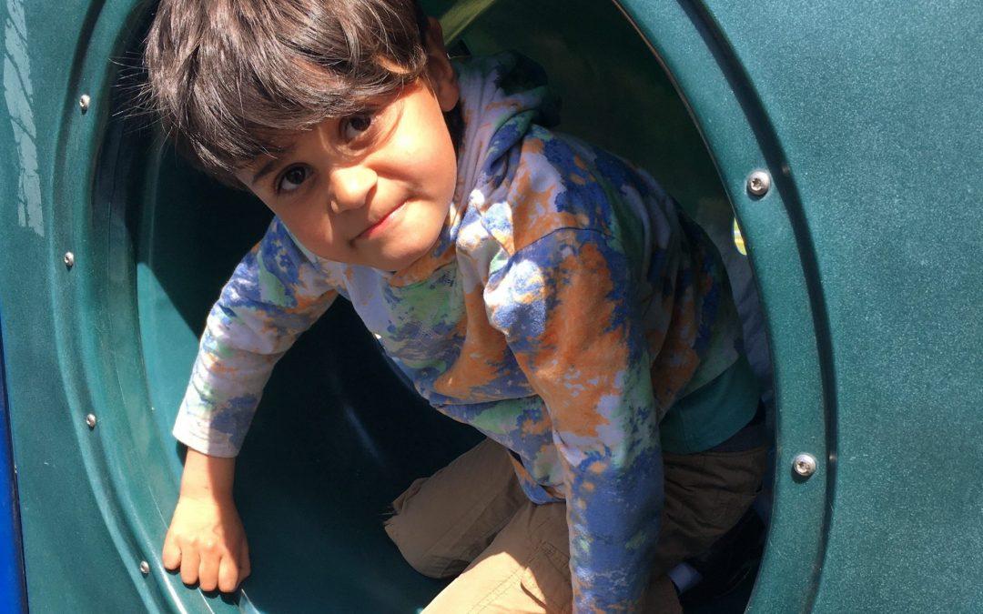 klamath head start playground