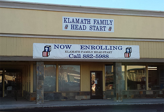 The Klamath Main